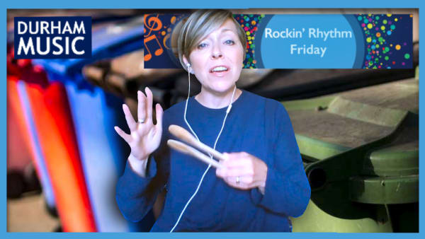 Muck | Rockin' Rhythms Friday Episode 12