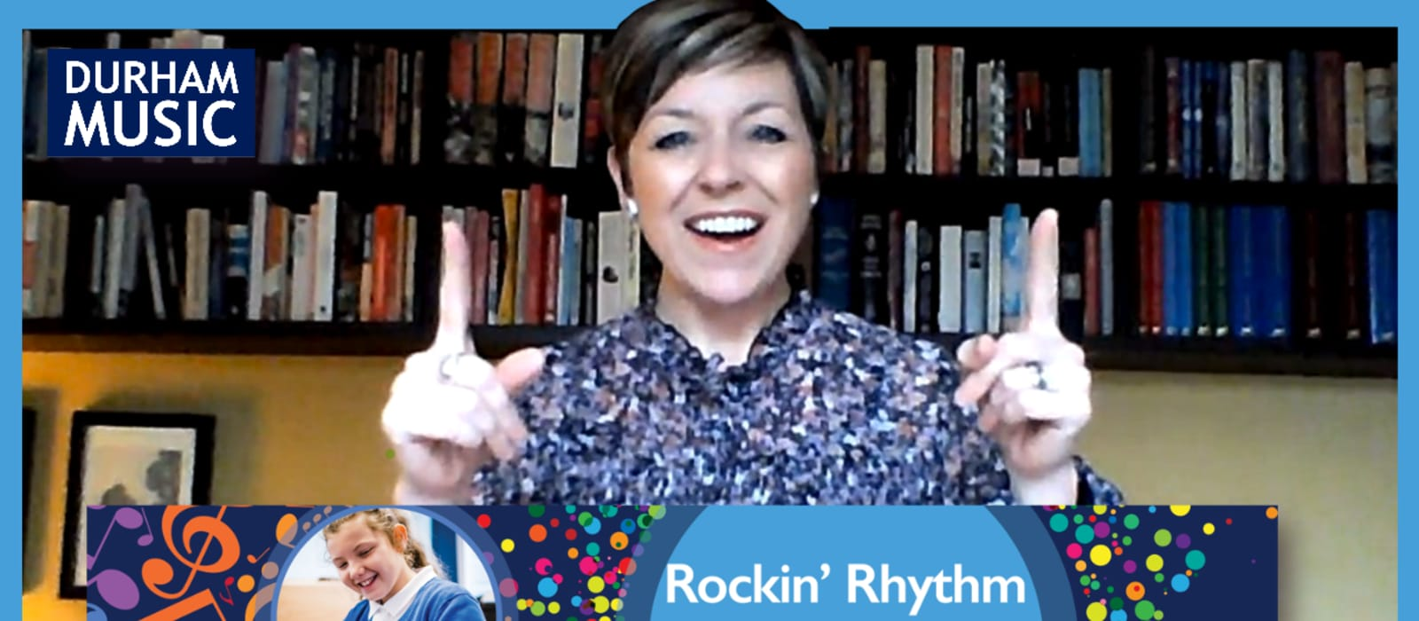 Human Drum Kit | Rockin' Rhythms Friday Episode 19