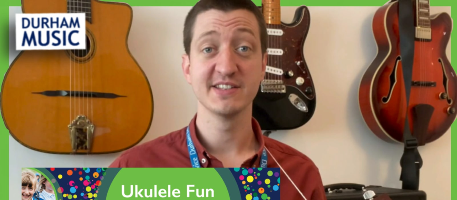 Reggae Strumming | Ukulele Fun Wednesday– Episode 11