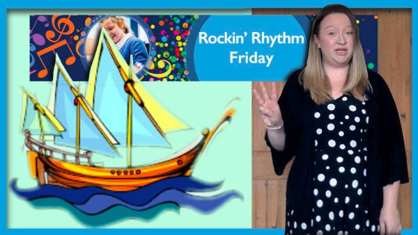 The Mermaid | Rockin' Rhythm Friday Episode 13