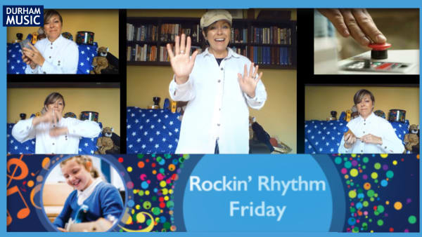 Button Factory | Rockin' Rhythms Friday Episode 11