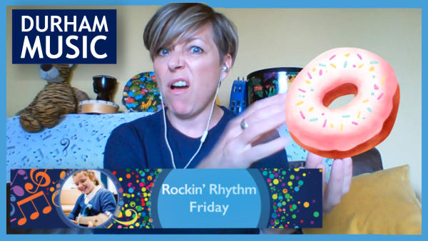 Donut Shop | Rockin rhythms Friday Episode 14