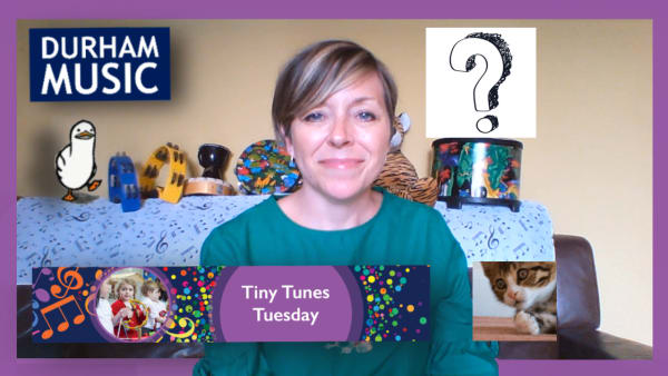 What Does the Bunny Do? | Tiny Tunes Tuesday Episode 10