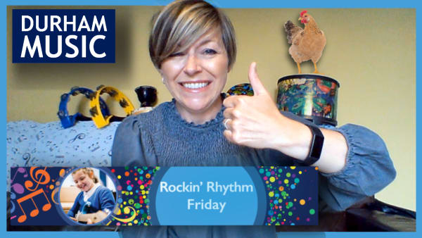 Who stole my Chicken? | Rockin' Rhythms Friday Episode 9