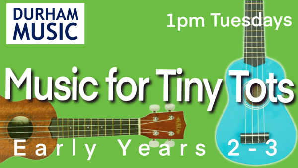 Music for Tiny Tots