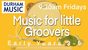 Music for little Groovers
