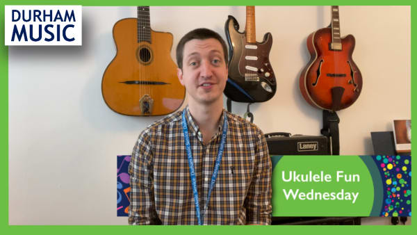 Developing Picking Patterns | Ukulele Wednesday Episode 14