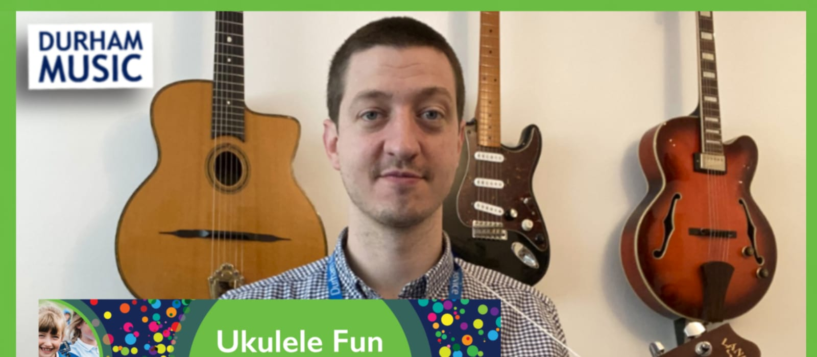 Funky Groove | Ukulele Fun Wednesday Episode 10