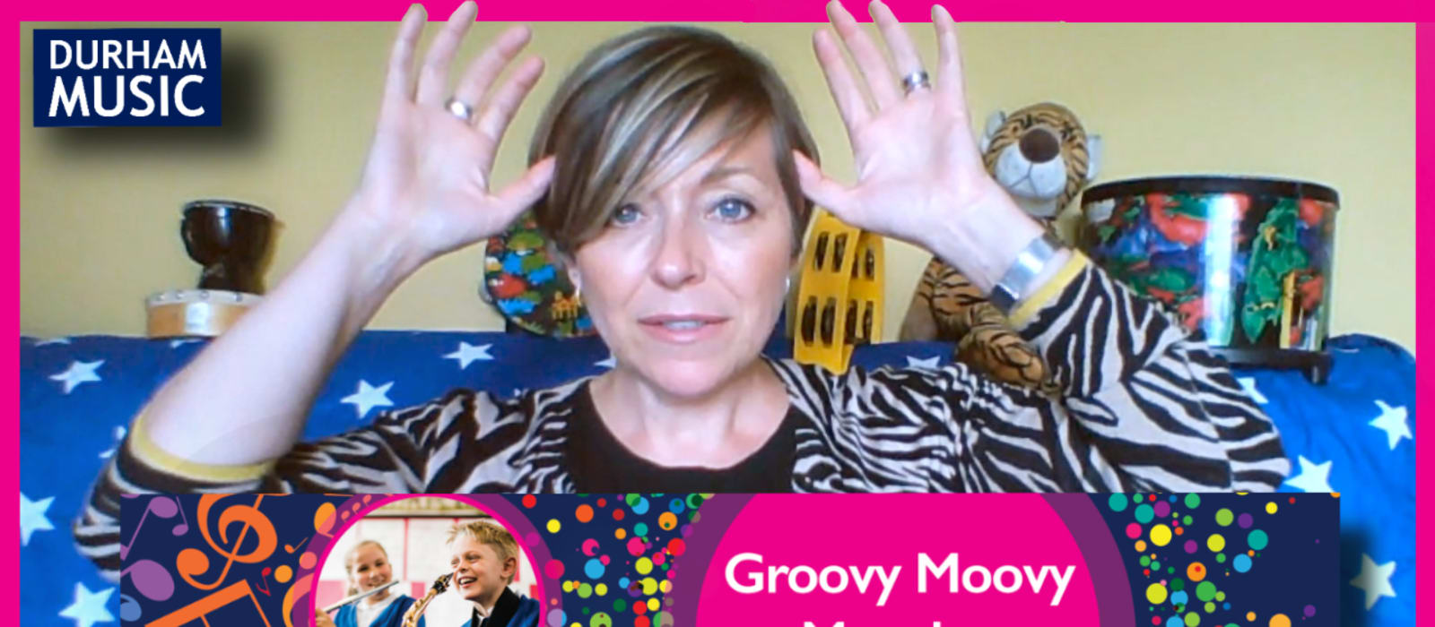 Fred the Moose | Groovy Moovy Monday Episode 12