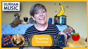Apples and Bananas | Singalong Thursday Episode 14