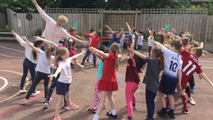 St. Godric's Durham Musical Playgrounds #Bigplay