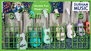 Four Chords 500+ Songs | Ukulele Fun Wednesday Episode 13