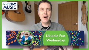 Michael Finnegan | Ukulele Fun Wednesday Episode 20