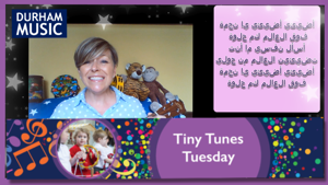 Twinkle Twinkle in Arabic | Tiny Tunes Tuesday Episode 14