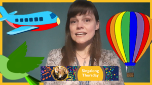 Flying | Singalong Thursday Episode 18