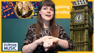 Time| Singalong Thursday Episode 21